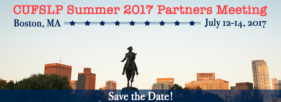 Boston: July 12-14, 2017